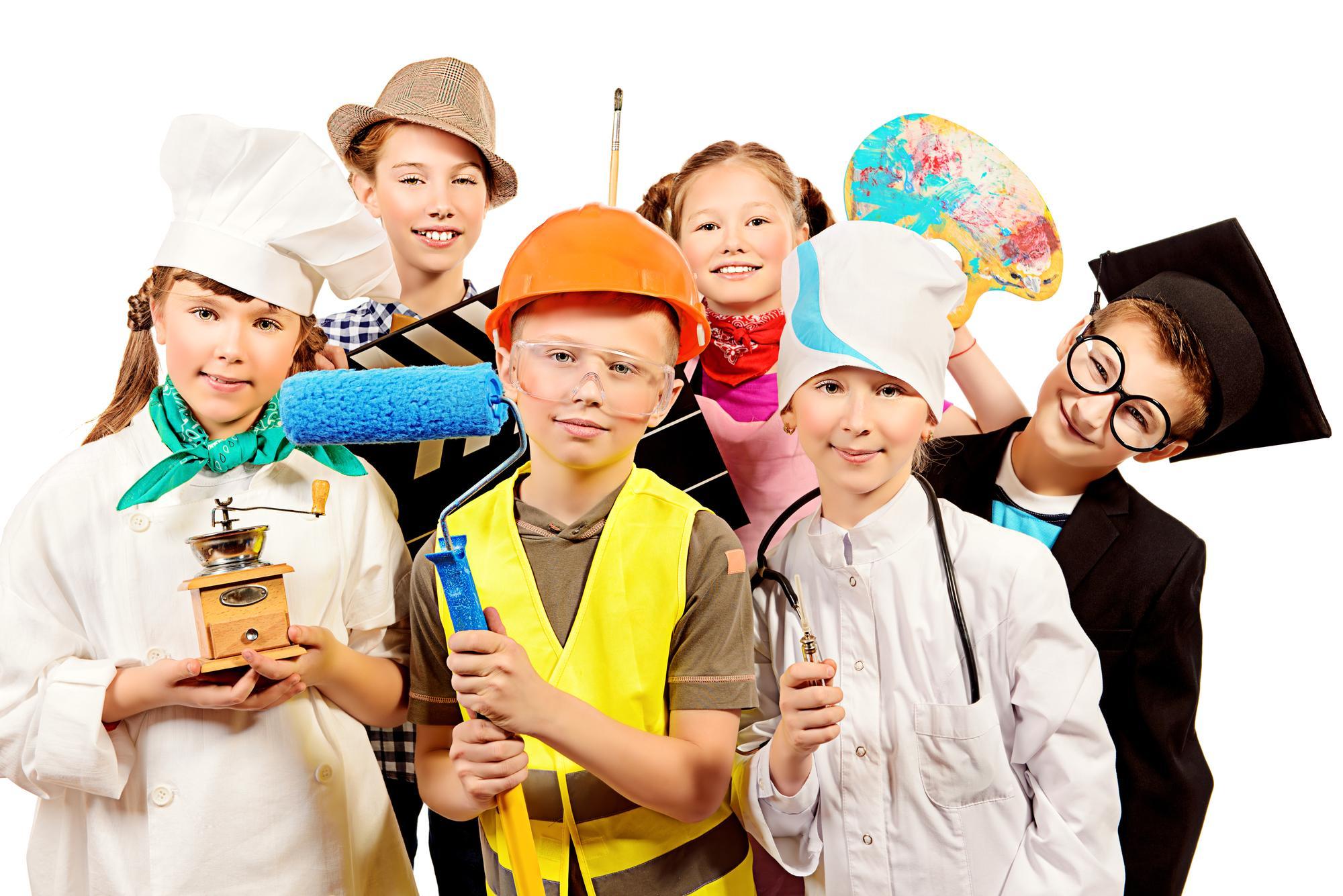 Как помочь школьнику выбрать профессию?