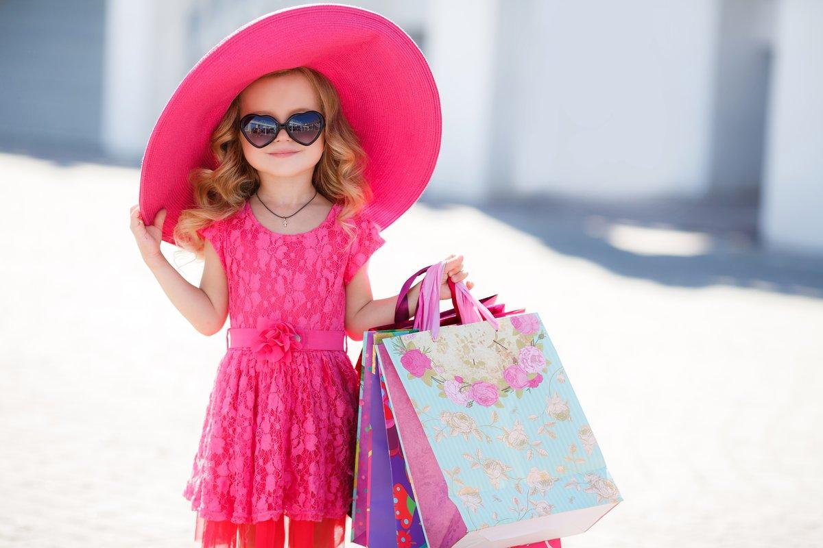 Как научить девочку стильно одеваться